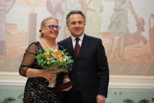 Мутко Виталий Леонтьевич Лубышева Людмила Ивановна